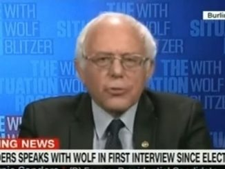 Bernie Sanders 'I Will Oppose President Trump' (CNN Full Interview After Donald Trump Victory)