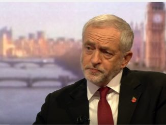 Jeremy Corbyn says Trump should 'grow up' - BBC News BBC News