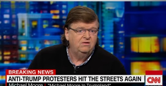 Michael Moore to Don Lemon - Trump, 'Great, I Get to Live in the Ghetto for Four Years'