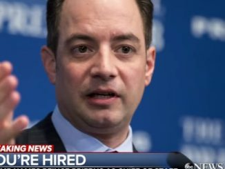 Trump Picks Reince Priebus as Chief of Staff