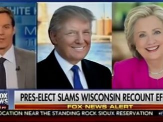 Trump Rips Into Stupid Wisconsin Recount Effort